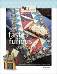 Fast and Furious Quilting As You Go by Gudrun Erla