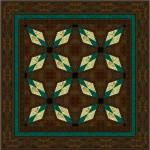 Manor House Quilt Kit