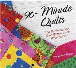 90-Minute Quilts by Meryl Ann Butler