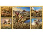 Pheasant Country Panel by Quilting Treasures (20781 A)