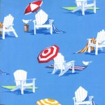 Ocean View - Beach Chairs In Sky