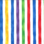 Ocean View - Cabana Stripe In Multi