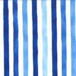 Ocean View - Cabana Stripe In Blues