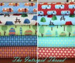 Roughing It - Fat Quarter Bundle Complete Collection