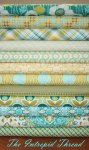 Notting Hill - Fat Quarter Bundle Teal
