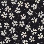 Mama Said Sew - Lazy Daisy in Black