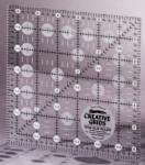 Creative Grid Ruler - 6.5 in x 6.5 in