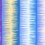 Kaffe Fassett-Mirage Stripe-GP104-BLUE