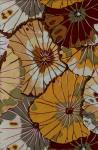Kaffe Fassett-Lotus Leaf-GP29-OCHRE