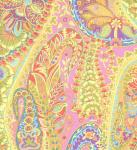 Kaffe Fassett-Paisley Jungle-GP60-LIME