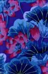 Kaffe Fassett-Lake Blossoms-GP93-BLUE