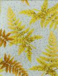 Martha Negley - Fern -MN-28-BUTTER