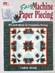 Easy Machine Paper Piecing