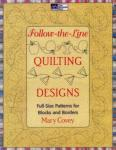 Follow-the-Line Quilting Designs - Volume 1