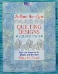 Follow-the-Line Quilting Designs - Volume 2