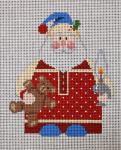 SRCD0807 Night Time Santa