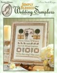 Simply Blessed Wedding Samplers