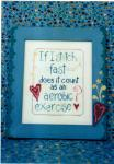 If I Stitch Fast ...