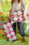 Amy Butler Oval Patchy Pillow Amy Butler Pattern
