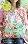 Amy Butler Sweet Harmony Handbag and Tote Amy Butler Pattern