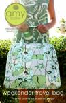Amy Butler Weekender Travel Bag Amy Butler Pattern