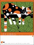 Charley Harper Art Limp on a Limb Bookplate Set
