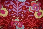 Amy Butler Q113 Amy Butler Paradise Garden Floral Leaves Cotton Fabric Quilt Fabric
