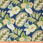 Floral Bold Scandinavian Modern Pop! Indoor and OUTDOOR Sun Safe Famous Maker Outdoor Fabric SRI138