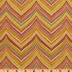 Zig Zag Modern Tribal Ethnic Chic Indoor and OUTDOOR Sun Safe Famous Maker Outdoor Fabric SRI152
