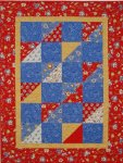 Easy Lap Quilt PDF Download