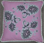 I Love Paisley Pillow PDF Download