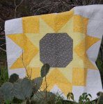 Sunflower Quilt PDF Download
