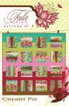 Cherry PieQuilt Pattern by Tula Pink