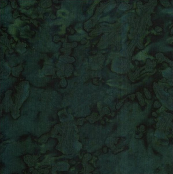Batik Textiles 7265 Dark Green