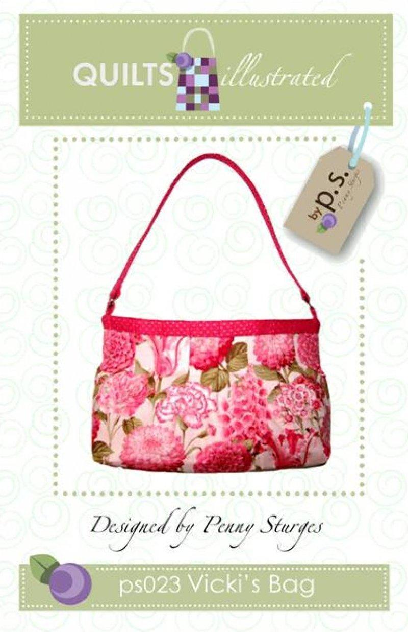 ps023 Vicki's Bag Pattern