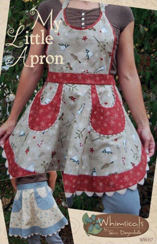 wh157 :: my little apron