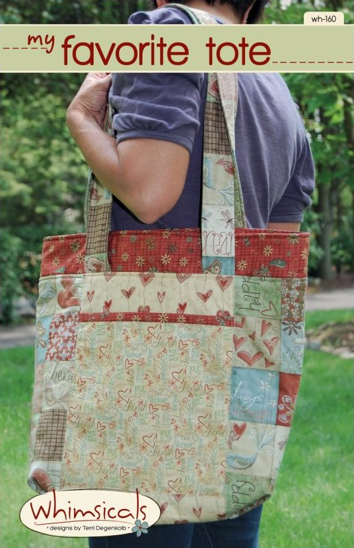 wh160 :: my favorite tote
