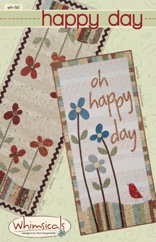 wh161 :: happy day!