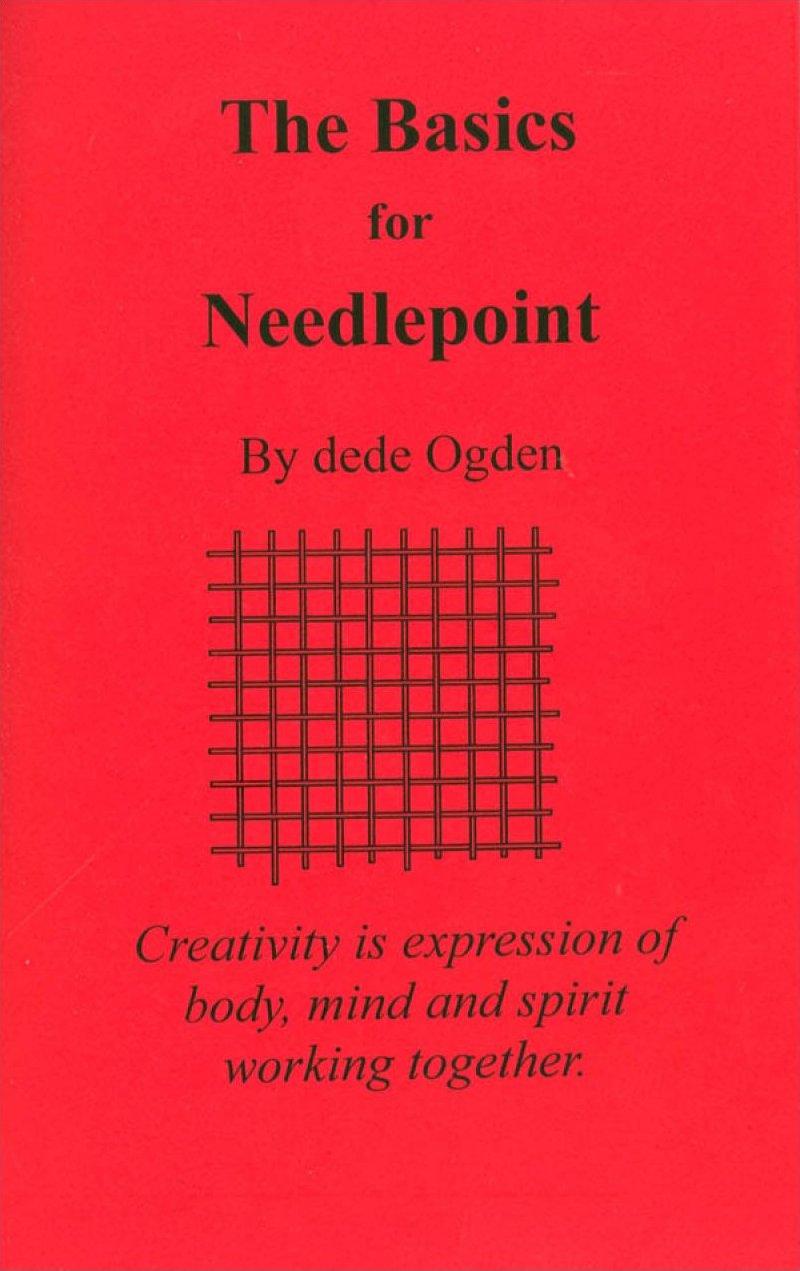 The Basics for Needlepoint