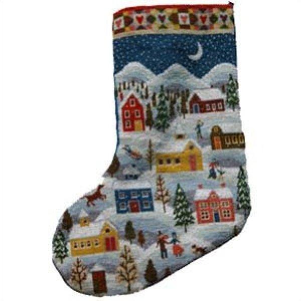 Needlepoint Christmas Stocking Kits Sale