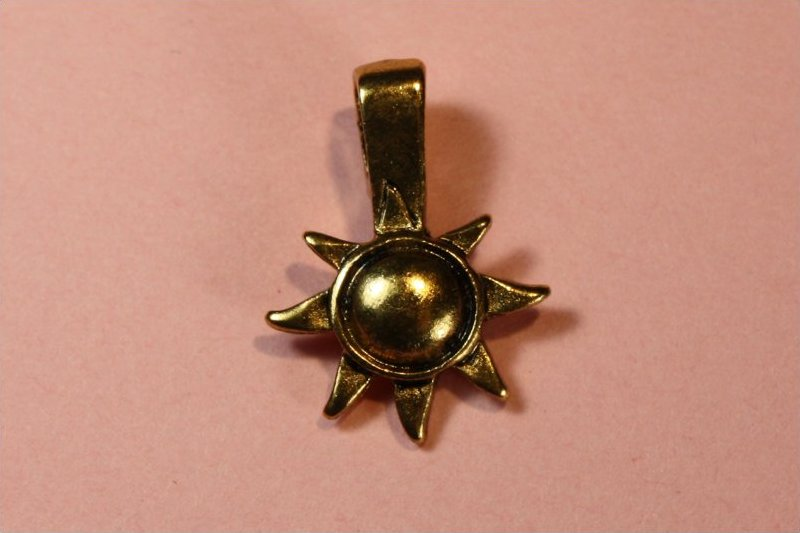 68007 <br /> Star <br /> Antique Gold
