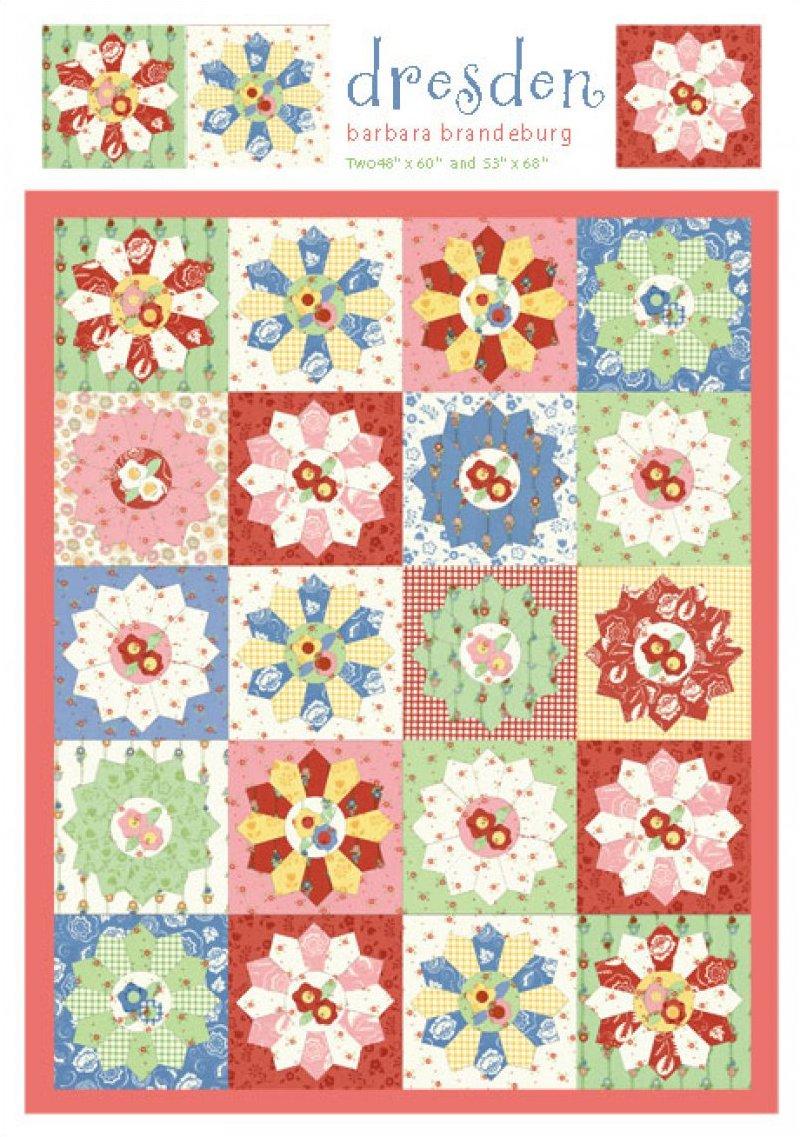 Dresden - Barbara Brandeburg Designs