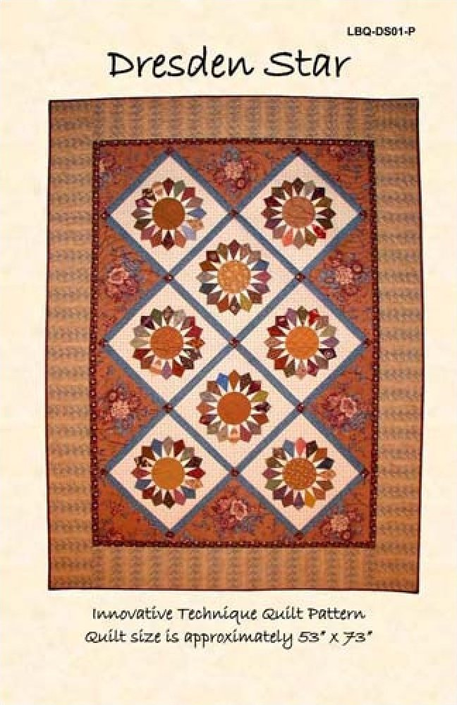 Dresden Star - Laundry Basket Quilts
