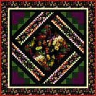 Allure Quilt Kit-size 88-7/8  x88-7/8