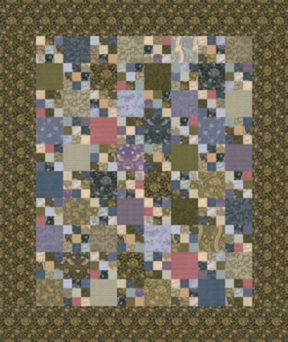 A Morris Tapestry by Barbara Brackman