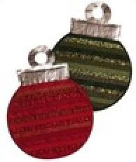 Holiday Ornaments-PTP304 by Pieced Tree Patterns