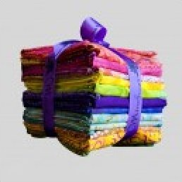 Confetti Fat Quarters- FQ-06 by Princess Mirah Designs for Bali Fabrics