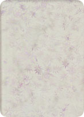 Batik Print Canvas by Anthology Fabrics - BA1982 -lavender & green