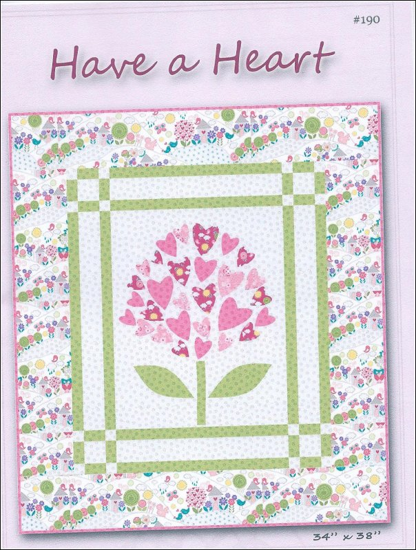 Have a Heart   190 by Nancy Rink Designs