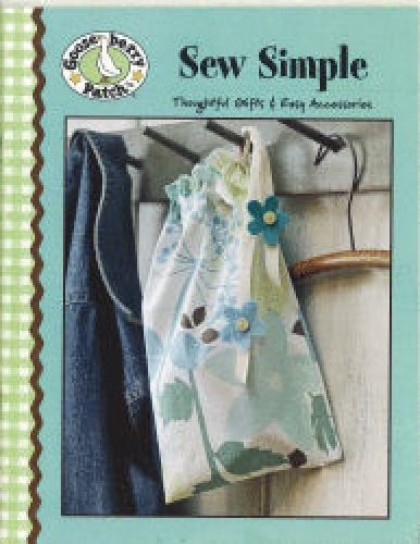 Sew Simple Gifts and Accessories - gooseberry patch by Vickie & JoAnn - 028906044713